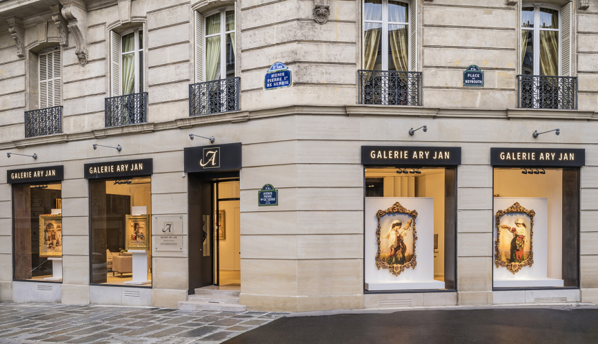 Galerie Ary Jan