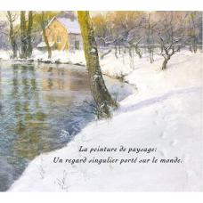Exposition La Peinture de Paysage
