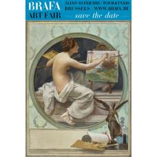 BRAFA 2015 - 60th Brussels Antiques & Fine Arts Fair  Stand 58