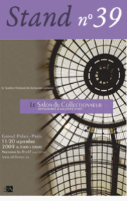 Salon du Collectionneur 2009 - Stand n°39