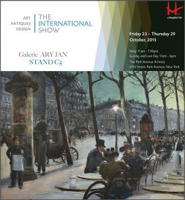 The International Show , New York - STAND C5