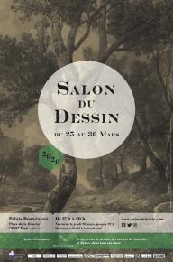 Salon du dessin 2020 - Stand 6