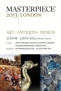 Masterpiece London 2013 Stand B10