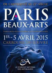 Salon Paris Beaux-Arts 2015 Stand 21