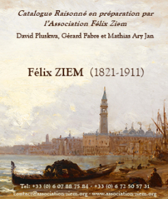 Félix Ziem Exhibition