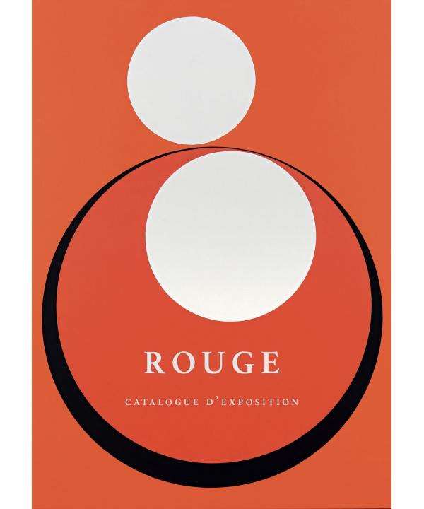 Catalogue d'exposition - ROUGE