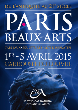 Salon Paris Beaux-Arts 2015 Stand 21