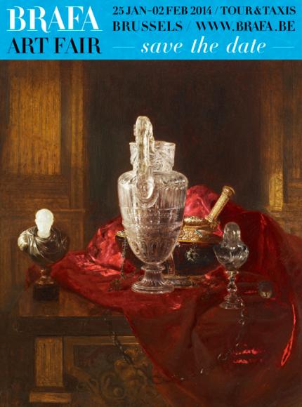 BRAFA 2014 - 59th Brussels Antiques & Fine Arts Fair Stand 60