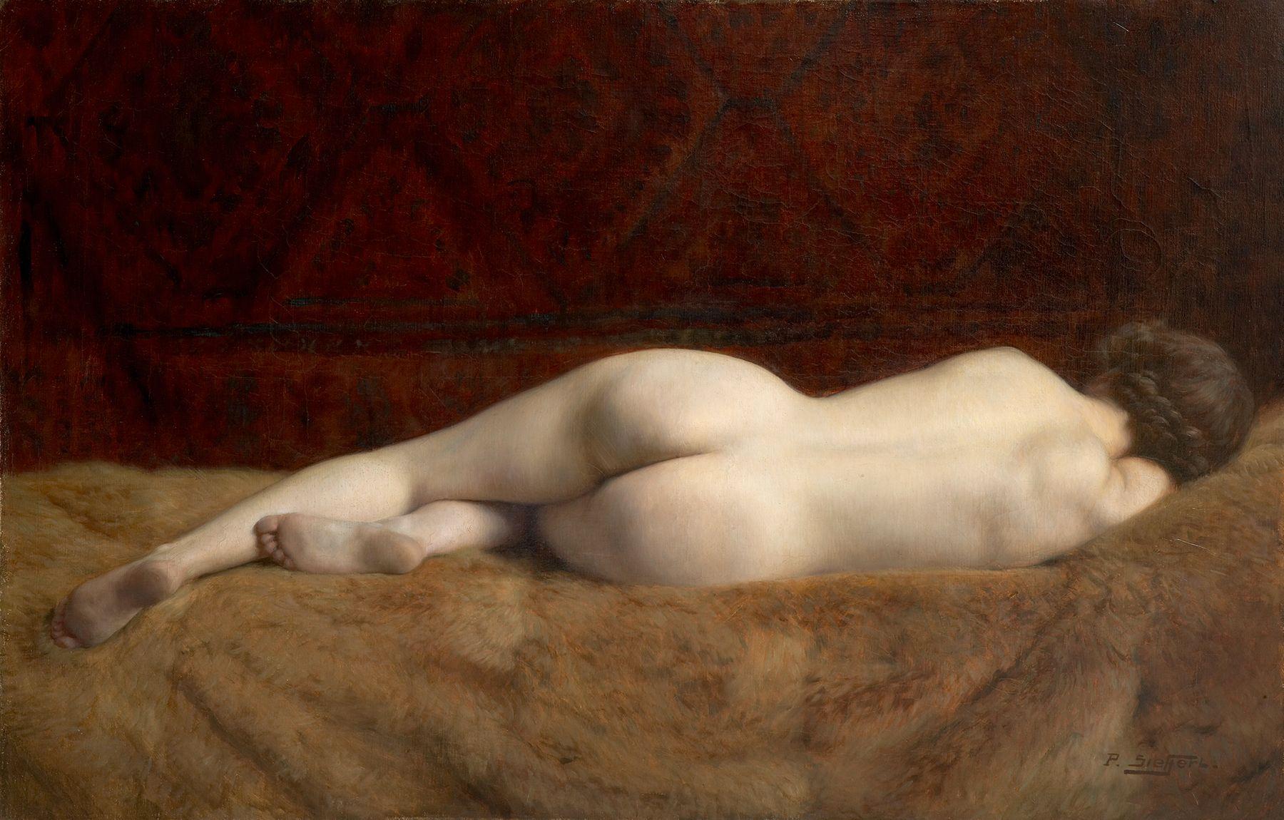 Erotic paintings of serge marshennikov 2 - 3 9