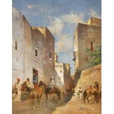 Exhibition - Landscapes and Horsemen of the East