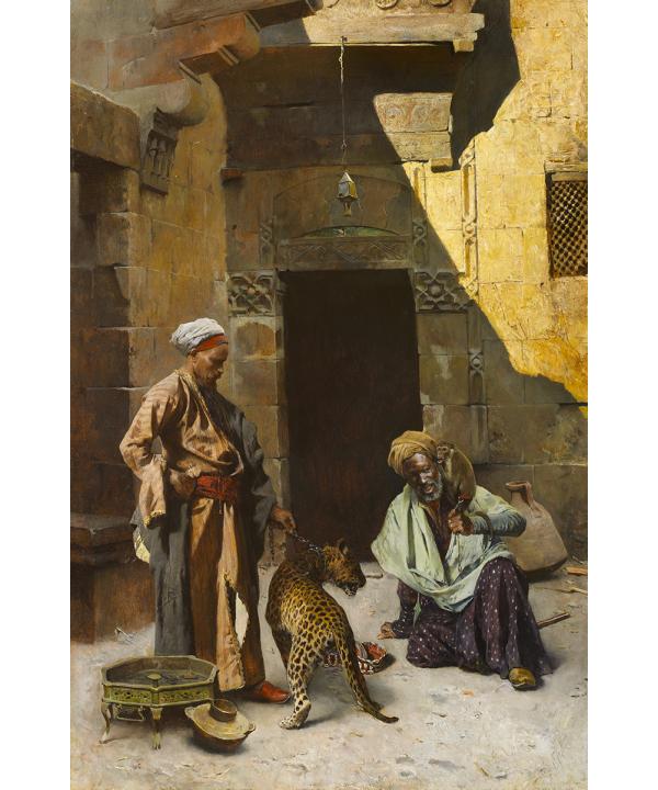 Sélection de tableaux - Orientalisme et Belle Epoque