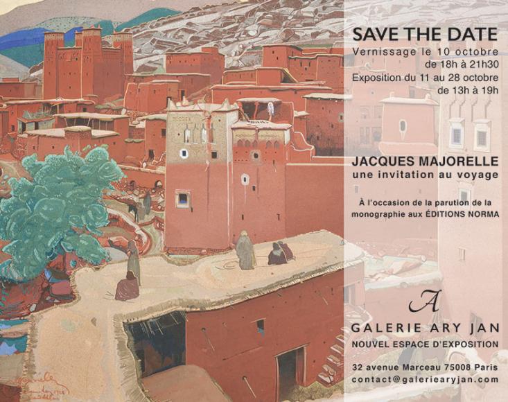 Jacques Majorelle, une invitation au voyage