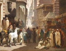 Rue Al-Khudayri, Le Caire