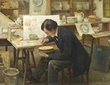 L'atelier des céramistes