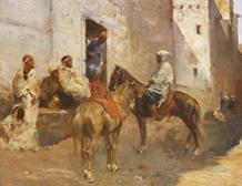 Halte à El Aghouat