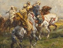 Le Caïd et sa troupe
