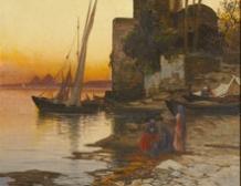 Le long du Nil, Egypte