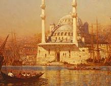 La Mosquée Yeni Cam, à Istamboul