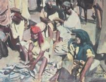 Marché à Marrakech