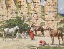 Halte à l'Aqueduc Oued Bella